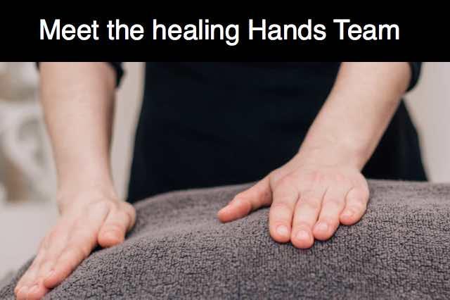 Meet the Healing Hands Chiropractic Team