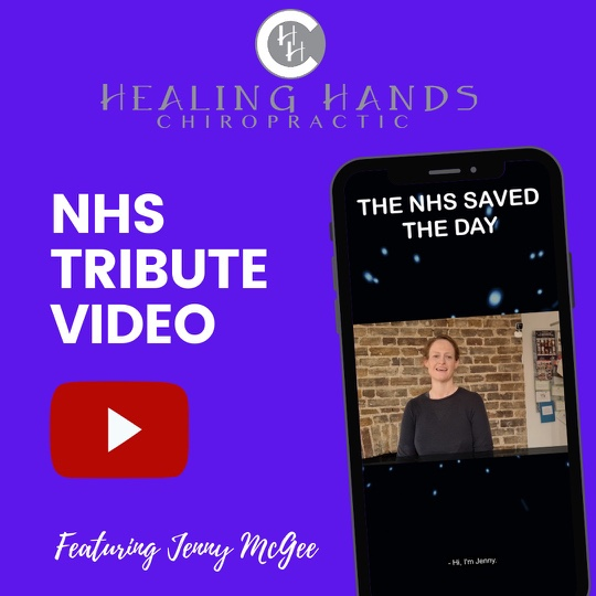 Richmond London Chiropractic Massage Therapy Clinic NHS Tribute Video Released
